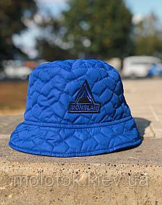 Зимова панамка Monblan синя