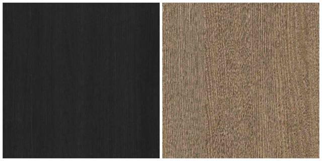 Дуб кортина чёрный/Горная лиственница