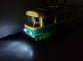 Игрушка Трамвай Автопарк