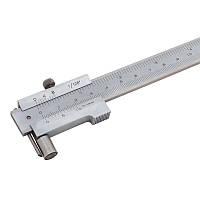 Штангенциркуль разметочный с роликом 400 мм 0,1 мм FOZI