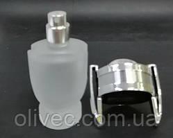 Флакон для наливної парфумерії скляний Кубок 30 мл