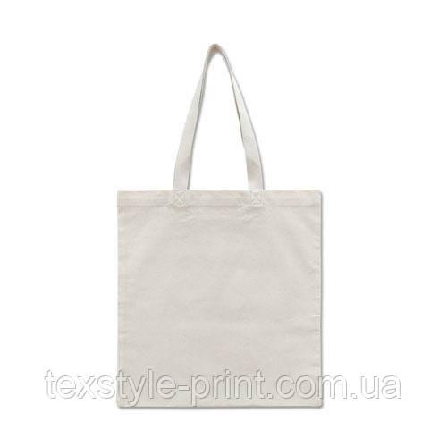 Эко сумка из хлопка .Размер 35х41 см