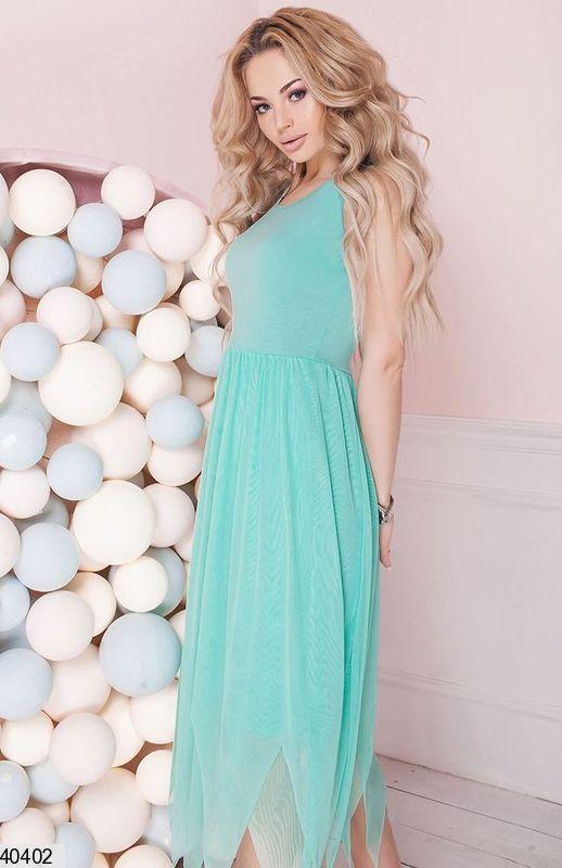 Платье 40402 универсальный 42-46