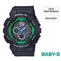 Женские часы Casio Baby-G BA-120-1BER оригинал