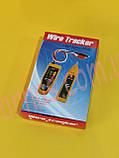 Кабельный тестер-трассоискатель Wire Tracker WH-806R (поиск скрытой проводки), фото 3