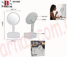 Зеркало для макияжа 1x Cosmetic Mirror (HH-098)