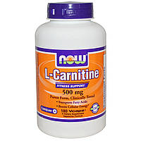 NOW Carnitine 500mg 30 caps