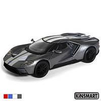 Автомодель Kinsmart Ford GT 5391FW
