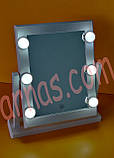 Дзеркало для макіяжу Cosmetic Mirror (HH-097), фото 3
