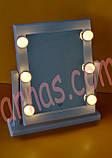 Дзеркало для макіяжу Cosmetic Mirror (HH-097), фото 4