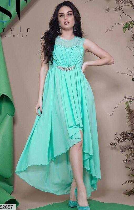 Платье 52657 универсальный 42-46