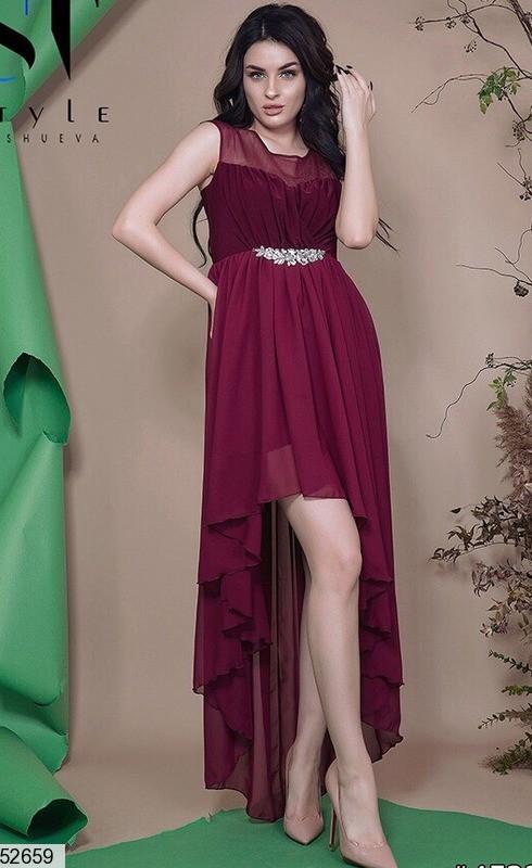 Платье 52659 универсальный 42-46
