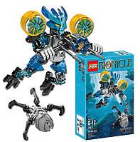 """Конструктор """"Bionicle"""" - стражник воды"""
