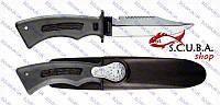 Нож для подводной охоты и дайвинга Cressi Sub Norge