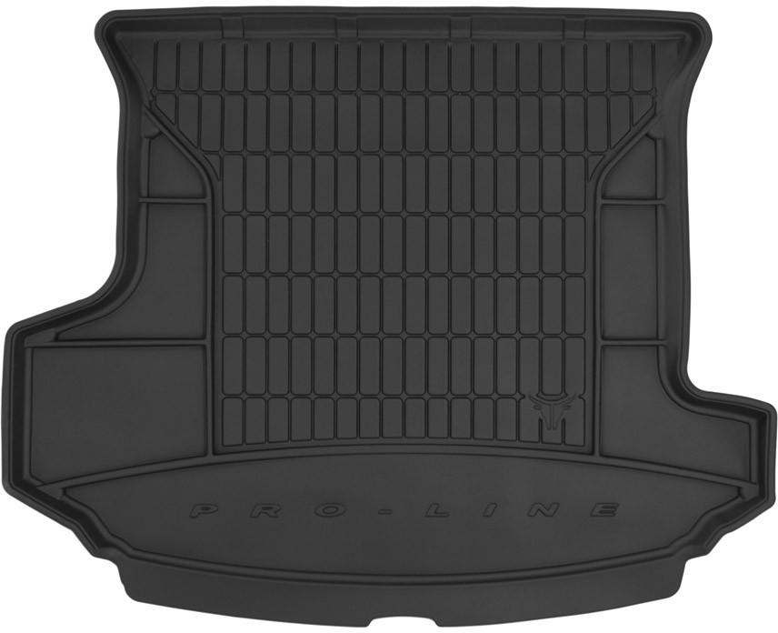 Коврик в багажник Skoda Kodiaq 2016- скл. 3-й ряд, з нішами Frogum Pro-Line TM402713