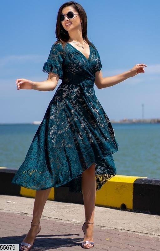 Платье 55679 универсальный 42-46