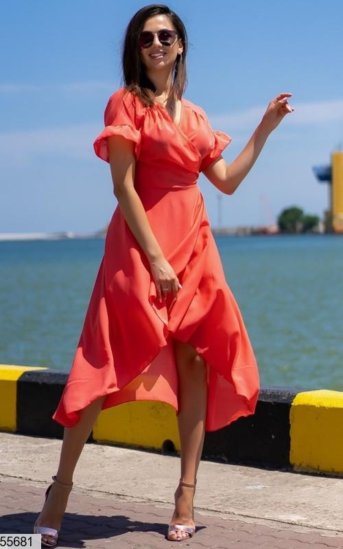 Платье 55681 универсальный 42-46