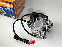 Карбюратор 4T GY6 50/60/80 кубов скутер, JWBP