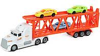 Автовоз Игрушка с Машинками, фото 1