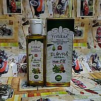 Масло для волос Эловра Вритикас, Elovra Herbal Hair Oil Vritikas, 100 мл