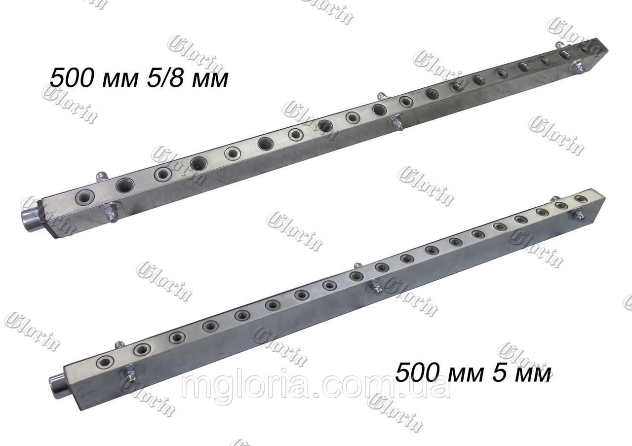 Кондуктор под конфирмат L=500*25 мм
