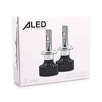 LED лампы ALed X H11 6000K 35W XH11C08, фото 1