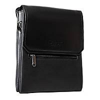 Сумка Мужская Планшет иск-кожа DR. BOND GL  213-2 black.Мужские сумки-планшеты оптом и в розницу в Украине, фото 1