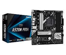 ASRock A520M Pro4 Socket AM4
