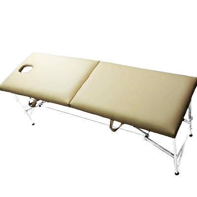 """Стол для массажа """"Комфорт-Автомат с Люверсом"""" Эко-Кожа 185*60*75"""