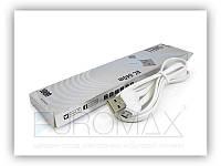 USB кабель для синхронизации устройств USB-microUSB Remax V-004-V8 USB кабель, зарядный кабель Remax