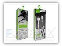 USB кабель світиться для синхронізації пристроїв USB-microUSB BAVIN CB177-V8 USB кабель, зарядний кабель BAVIN