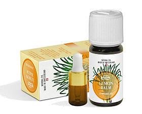 Натуральне ефірне масло Меліса лимонна пробник Вівасан Швейцарія 1 мл