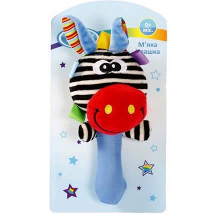 М`яка іграшка Зебра F 1003 (Ліндо, фото 2