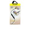 Навушники для телефону Awei ES-910TY з мікрофоном, вакуумні, різні кольори, навушники, навушники Awei ES-910TY