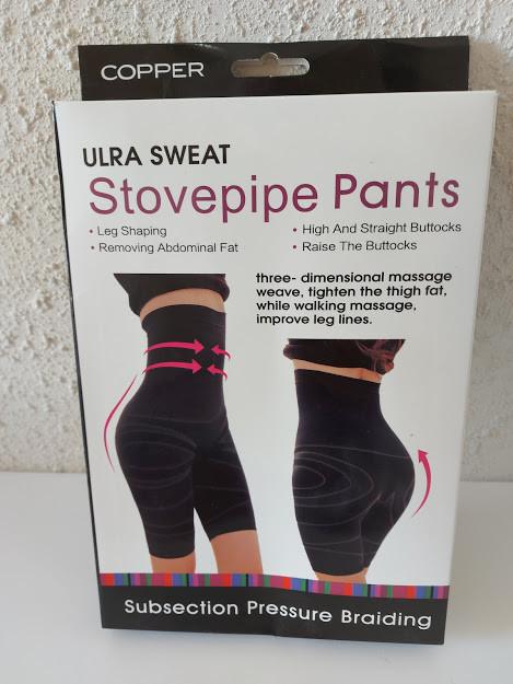 Бриджи для похудения STOVE PIPE PANTS L/XL