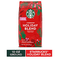Кофе Starbucks Holiday Blend — 100% Arabica 289g, фото 1