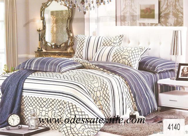 Комплект постельного белья ELWAY евро 4140