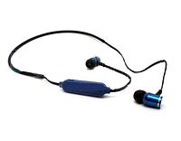 Беспроводные Bluetooth Наушники вакуумные с микрофоном магнитные с дужкой M20