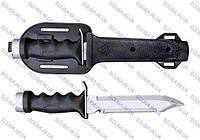 Нож для подводной охоты и дайвинга Cressi Sub Orca