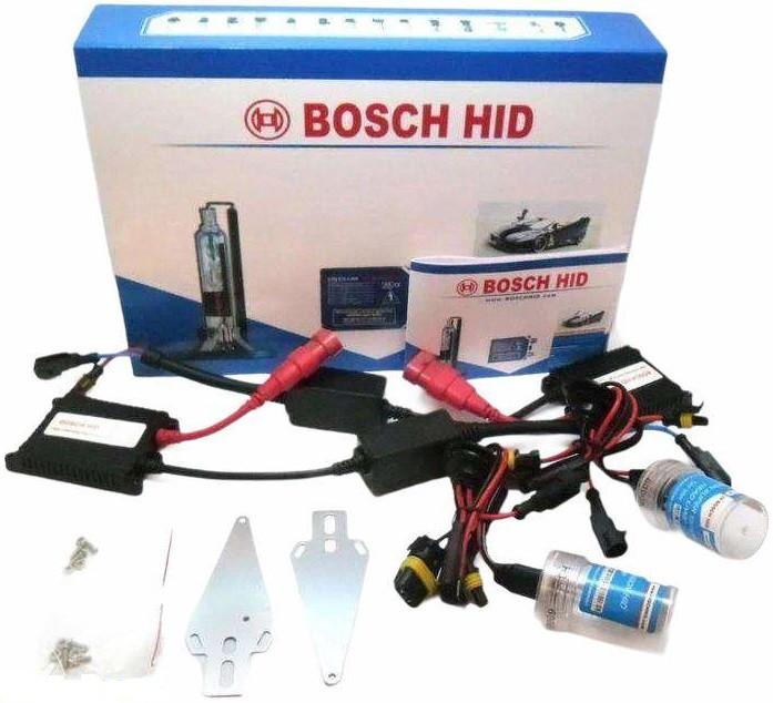 Комплект ксенона Bosch H3 HID xenon 4300K