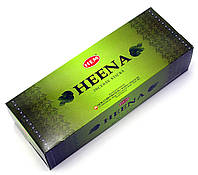 Аромапалочки - благовония Heena