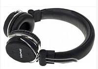 Бездротові Bluetooth-навушники накладні Bluetooth AWEI A700BL Діаметр 40 мм, 32Ω, 300 маг, AUX 3.5 мм,, фото 1