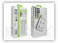 Универсальное устройство Hub BAVIN PC588 6USB портов, 30W, пластик, USB HUB, USB хаб BAVIN, USB концентратор