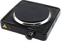 Электрическая плита на 1 диск BITEK BT-9086A 1000Вт, 155мм, 220V, эмаль, плиты настольные, электроплита BITEK