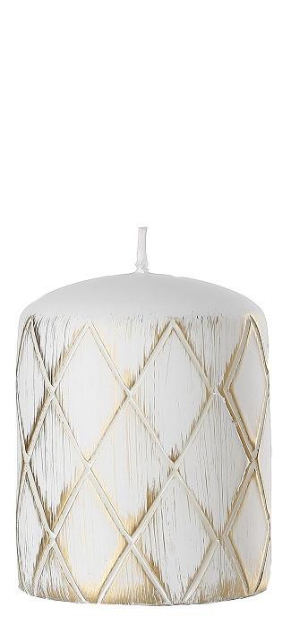 Свеча декоративная  Ретро 9 см.