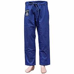Штани для кімоно FIREPOWER New 3.0 Rip-Stop Темно-сині