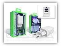 Сетевой адаптер для зарядки BAVIN PC511Y 2USB, 2,4А, 220В, сетевой адаптер, зарядное устройство BAVIN