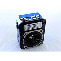 Аналоговый радиоприемник Golon RX-9122 с фонариком, со встроенным аккумулятором, портативный радиоприемник,, фото 1