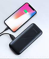 Оригинальный внешний аккумулятор Power Bank Awei P75K разные цвета, 10000 mAh, пластик, Power bank, внешний, фото 1
