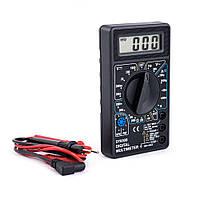 Цифровий тестер електромережі BM-01-830B 1 сорт, різні кольори, одиниці виміру (В/мВ/мА), електромережі,, фото 1